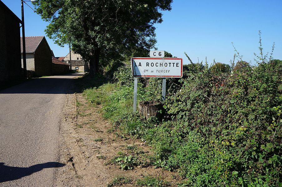 Turcey –le hameau de La Rochotte.   Côte-d'Or Bourgogne-Franche-Comté.-  Côte-d%27Or Bourgogne-Franche-Comté.- France