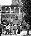 Turiasták, Rákóczi-vár, Lórántffy-loggia. Fortepan 5961.jpg