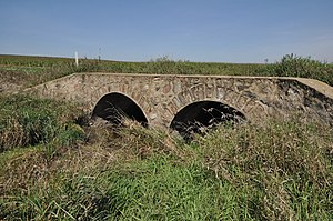 Bridge No. 63-137-090-Parker - Image: Turner County SD Bridge 63 137 090 Parker