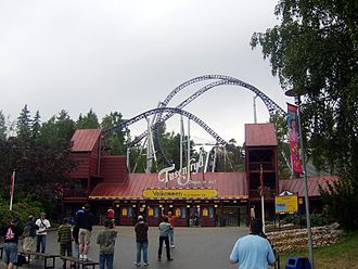 Tusenfryd - Image: Tusenfryd Entrance