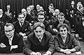 Tweede Kamer voor het eerst bijeen, de fractie D66 in d e banken, Bestanddeelnr 920-1019.jpg