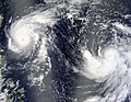 Typhoons Tembin and Bolaven, Aug 21 2012 4.45(UTC).jpg