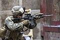 U.S. Marines sharpen response skills through combat marksmanship drills 160409-M-NJ276-135.jpg