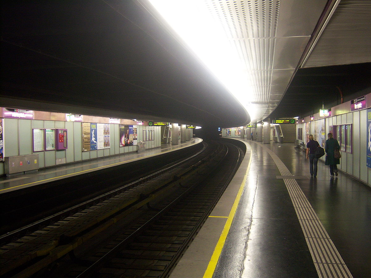 Karlsplatz (Vienna U-Bahn)