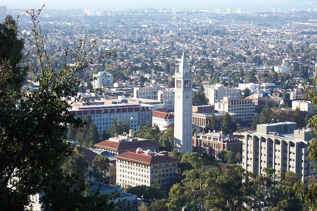 Berkeley Police Arrest 5 In Coulter Protests; No Damage Reported