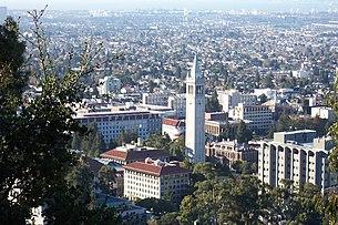 Vue générale de Berkeley