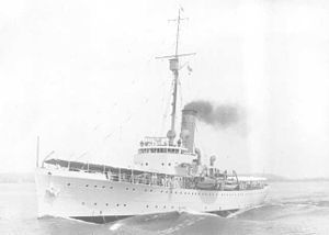 USCGC Sebago (1930) - Image: USCGC Sebago