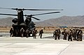 USMC disembarking from a CH-47 at Kandahar IAP.jpg