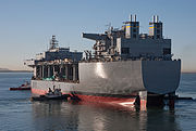 USNS Lewis B. Puller (T-MLP-3) MLP3FloatOut5281
