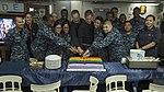 USS Bonhomme Richard Lesbian, Gay, Bisexual and Transgender (LGBT) Pride Month celebration 170628-N-RU971-081.jpg
