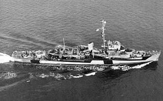 USS <i>Joseph E. Campbell</i> (DE-70)