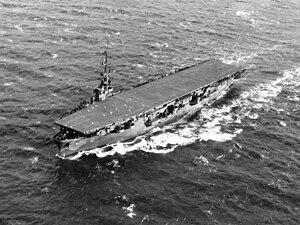 USS Vella Gulf (CVE-111) - USS Vella Gulf