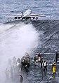 US Navy 030212-N-4308O-040 EA-6B catapult launch.jpg