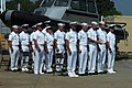 US Navy 060526-N-0635C-093 Members of the Explosive Ordnance Disposal Mobile Unit (EODMU) 2, Detachments 02, 20 and 28 received Silver and Bronze Stars at Naval Amphibious Base Little Creek, Va.jpg