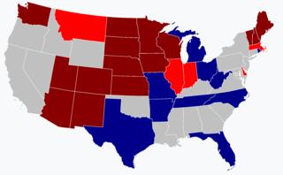 1952 United States gubernatorial elections