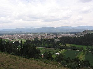 Ubaté - View of Ubaté