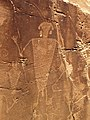 Uinta Fremont Indian petroglyphs (~1000 years old) (Dinosaur National Monument, Utah, USA) 39 (22328496104).jpg