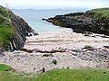 Un-Named Sandy Inlet, South of Clachtoll - geograph.org.uk - 239051.jpg