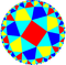 Uniform tiling 444-snub