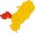 Unione dei comuni del Marghine-mappa comuni.png