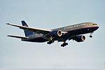 United Airlines Boeing 777-222-ER N223UA (26703402581).jpg