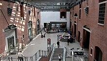 United States Holocaust Memorial Museum interior.jpg