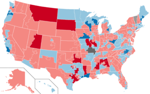 United States House of Representatives elections, 1996 - Image: United States House of Representatives elections, 1996