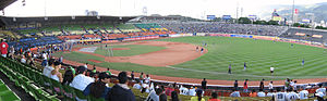 Estadio Universitario de B�isbol de Caracas