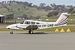 University of New South Wales (VH-UNB) Piper PA-44-180 Seminole at Wagga Wagga Airport (3).jpg