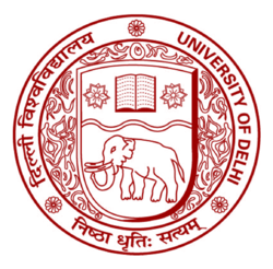 University of delhi logo.png