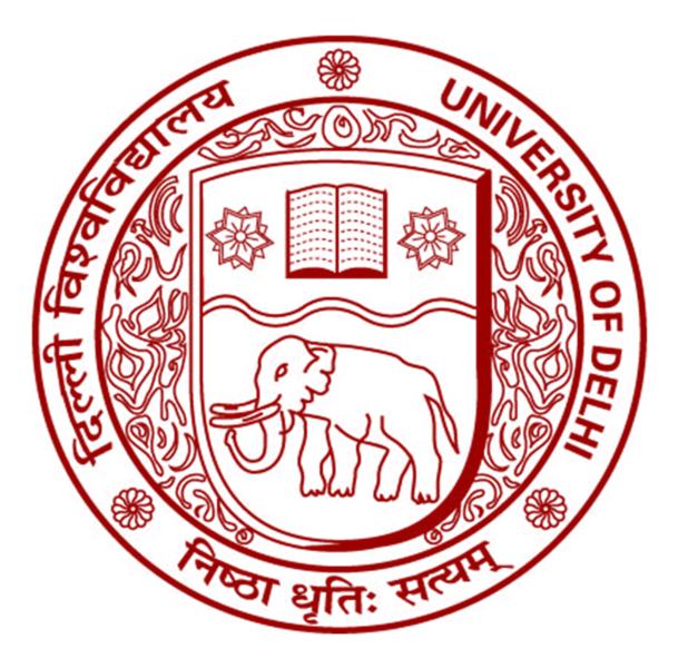 Berkas:University of delhi logo.png - Wikipedia bahasa Indonesia ...