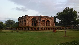 Akbar's tomb - Image: Unknowntomb