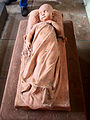 Unsettling Effigy of a Baby at Lanercost Priory - panoramio.jpg