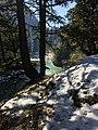 Upper Neelum Valley Bridge View.JPG