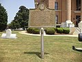 Upson County historical marker.JPG