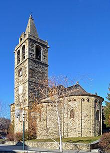 Iglesia de Sant Martí d'Ur