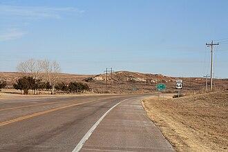U.S. Route 64 - Image: Us 64oklahoma