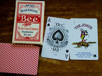United States Playing Card Company - A deck of Bee Playing Cards