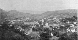 Užice - Užice in the 1890s.