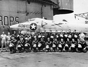 VA-36 pilots on USS Intrepid (CVS-11) c1968.jpg