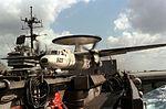 VAW-125 taking off USS Saratoga.jpg