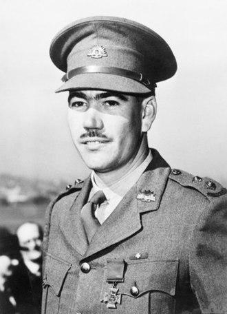 Roden Cutler - Image: VC Arthur Roden Cutler