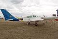 VH-CKB Cessna 310K (8543453869).jpg