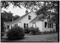 VIEW FROM THE NORTHWEST - Joseph Rich House, South Pamet Road, Truro, Barnstable County, MA HABS MASS,1-TRU,41-2.tif
