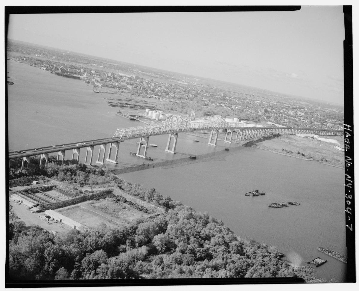 City Island Bridge Harrisburg