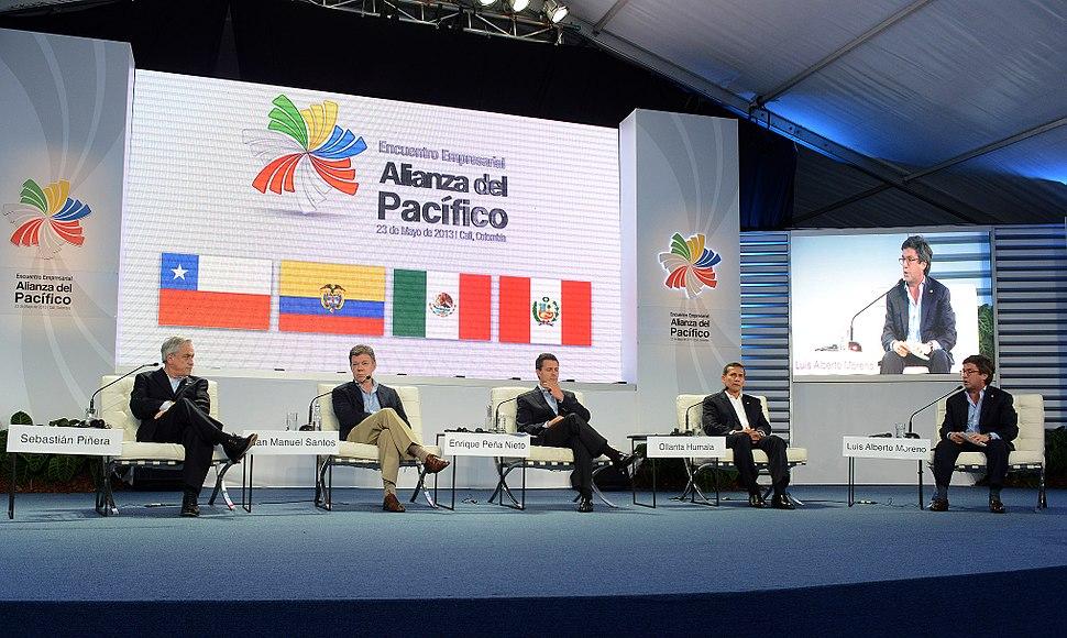 VII Cumbre de la Alianza del Pac%C3%ADfico, Santiago de Cali
