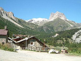 Névache Commune in Provence-Alpes-Côte dAzur, France