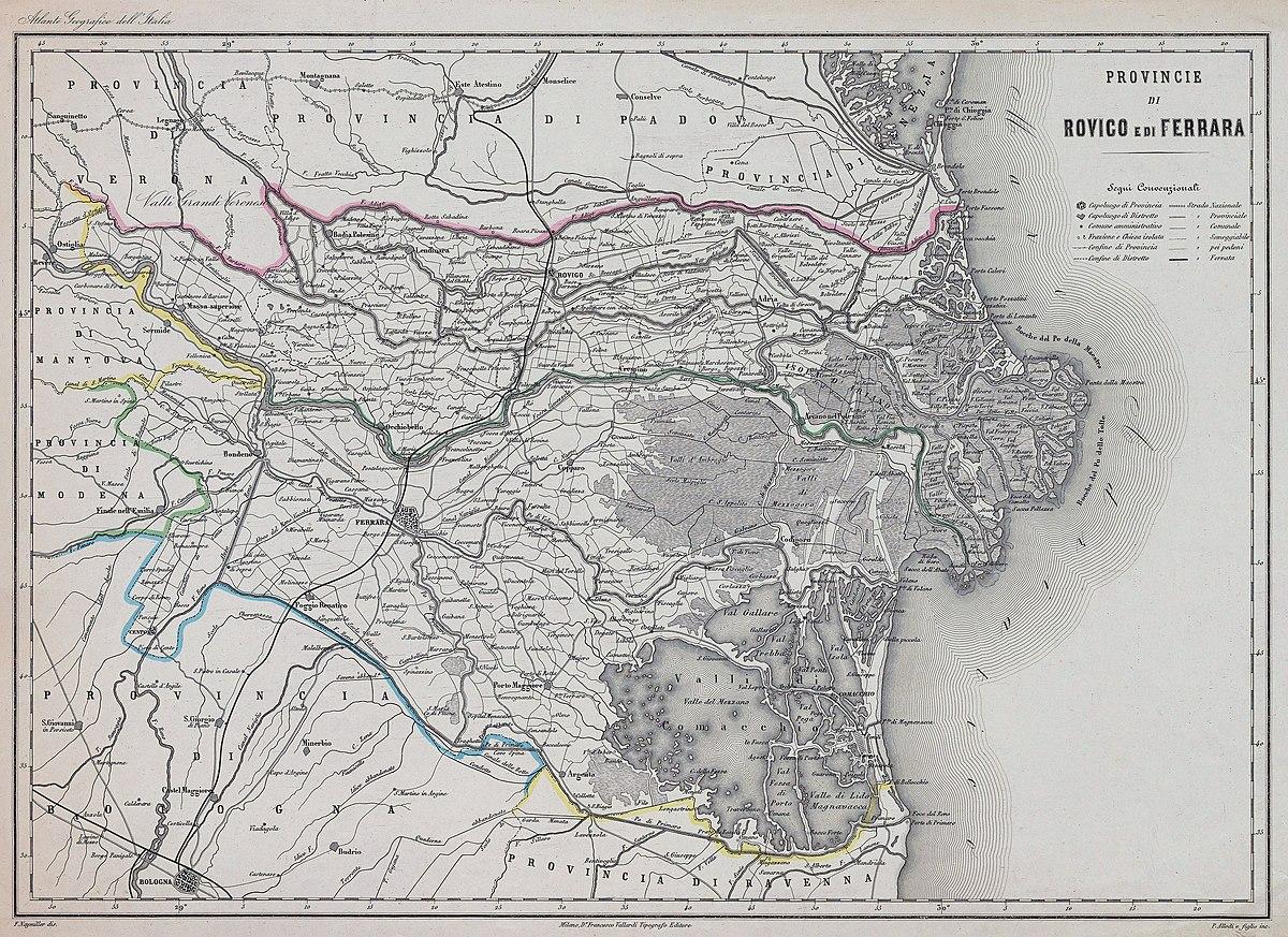 Antiche unit di misura della provincia di rovigo wikipedia - Arredo bagno rovigo e provincia ...