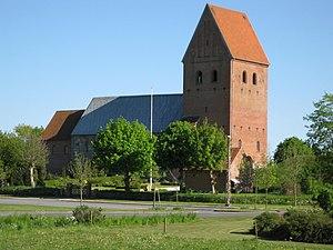 Vamdrup - Vamdrup church