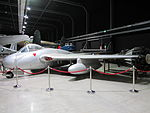 Vampire on display at MOTAT June 2012.JPG